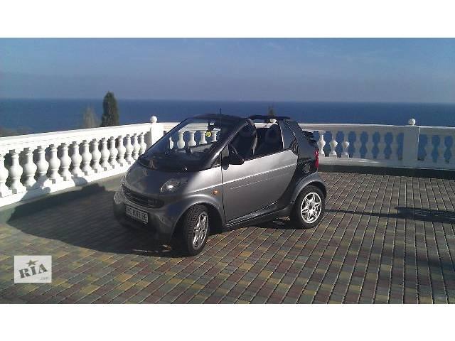 купить бу Прокат авто Одесса Смарт Кабрио в Одессе