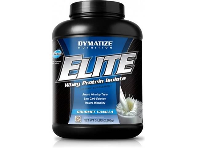 Протеин Dymatize Elite Whey 2270- объявление о продаже  в Киеве