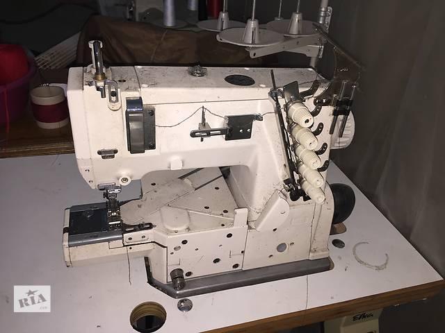 продам Производственная роспошивальная швейная машина Union Special 6.4 mm бу в Харькове