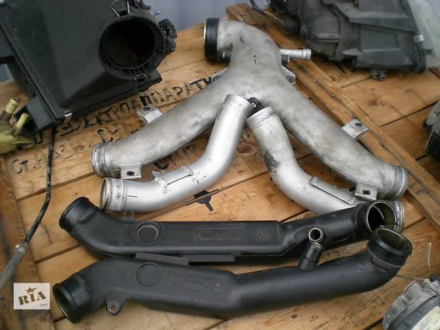 Приемная труба турбины Audi A6 Allroad 2.7- объявление о продаже  в Луцке