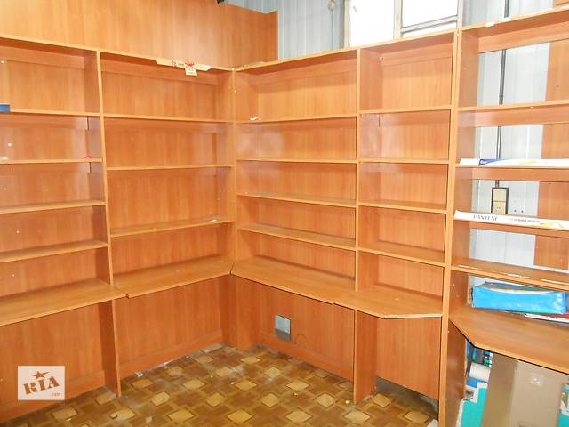 продам Пристенные торговые прилавки из ДСП бу в Кропивницком (Кировоград)