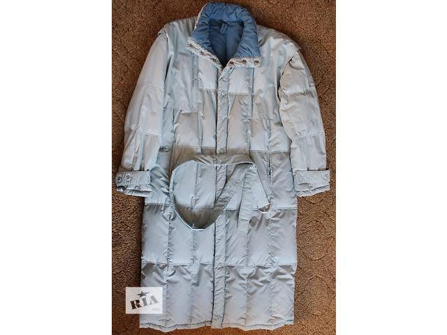 продам Пуховик-пальто италия бу в Луцке