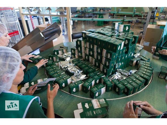продам Рабочие в Польшу на завод по упаковке и фасовки чая. бу  в Украине