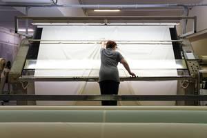 Працівники на текстильне виробництво в Угорщину