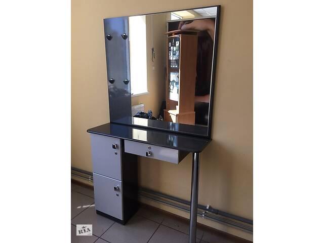 купить бу продам  рабочий стол для парикмахера или визажиста в Черкасской области
