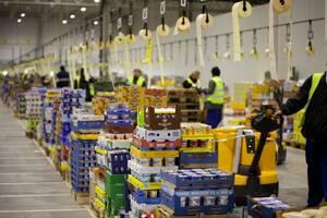Работа в Чехии. Разнорабочие на фруктово-овощные склады. Работа за границей