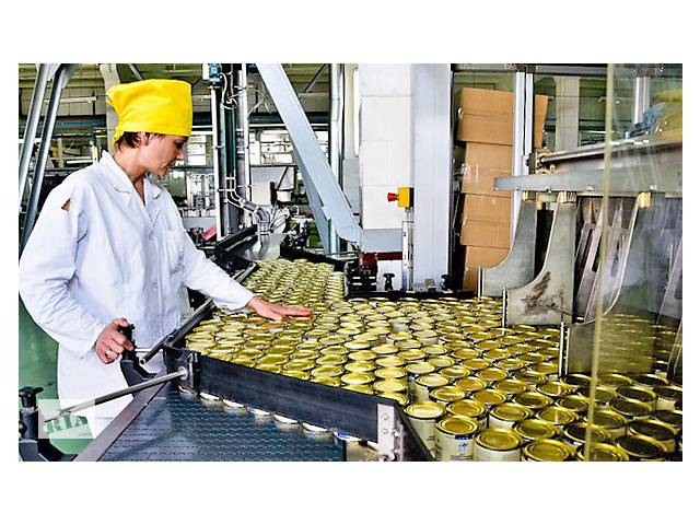 Работа в Польше 13 злотых/час на консервный завод для женщин, мужчин и семейных пар