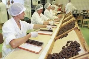 Работа В Польше 13 злотых/час. нетто на шоколадную фабрику для женщин, мужчин и семейных пар