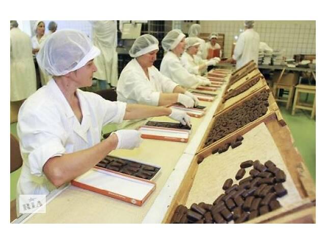 купить бу Работа В Польше 13 злотых/час. нетто на шоколадную фабрику для женщин, мужчин и семейных пар в Ужгороде