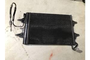 Радиатор кондиционера Seat Ibiza, 6Q0820411E