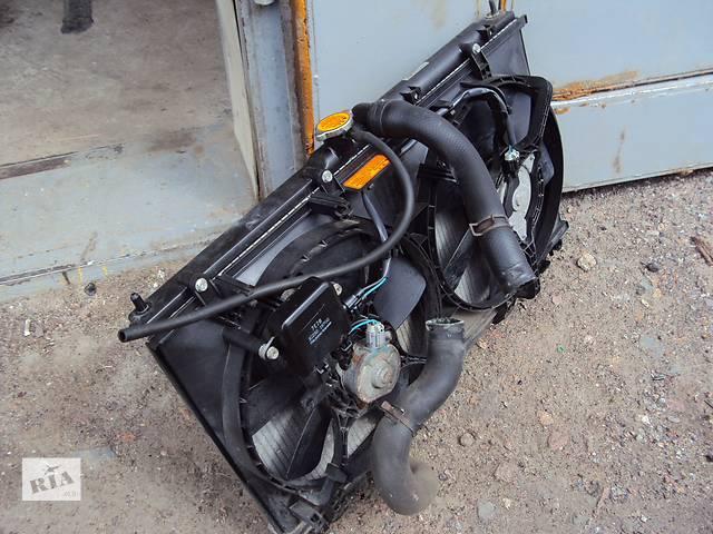 бу радиатор  Mitsubishi Lancer IX 9 2005 в Чернигове