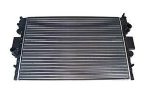 Радиатор охлаждения двигателя Iveco Daily 5 28D/28TD MT +AC '03 (Van Wezel) 504045489