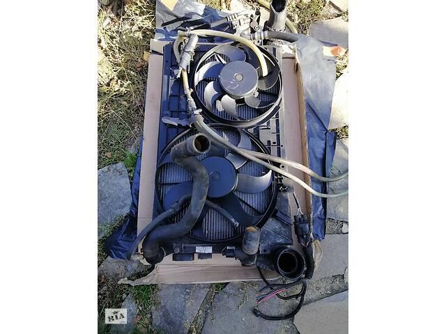 Радиатор основной,кондиционера,интеркулера,диффузор Skoda Octavia A5 2006г.1.9тди- объявление о продаже  в Харькове