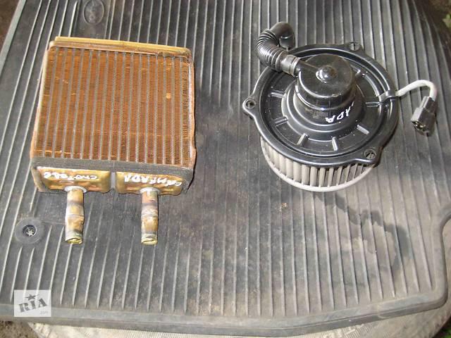 продам  Радиатор печки для легкового авто Daihatsu Charade бу в Львове