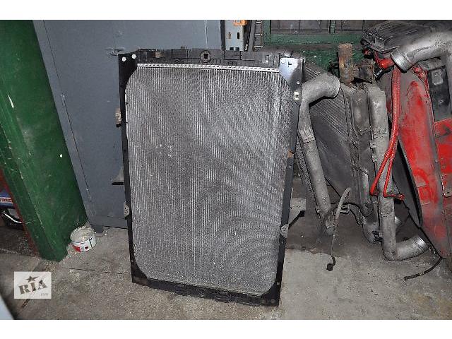 Радиатор воды интеркуллер дифузор DAF XF, CF 65, LF 45 Euro 3- объявление о продаже  в Ровно