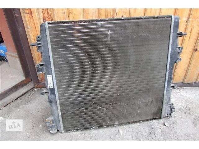 бу Радиатор охлаждения 1,5 DCI, 1,9 D Renault Kangoo в Одессе