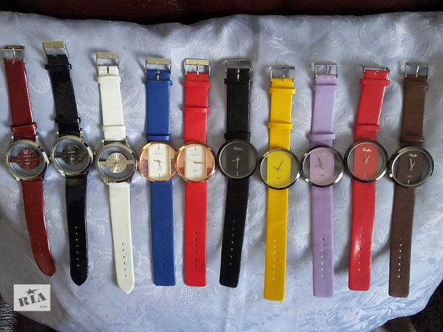 Распродажа стильных часов.- объявление о продаже  в Киеве