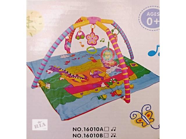продам Развивающий коврик для малышей 16010B бу в Киеве