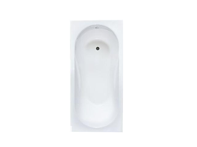 Ванны композитные прямоугольные 150x70 АКВА KOMEL белые, недорого- объявление о продаже  в Харькове