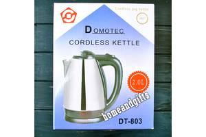 Новые Электрочайники дисковые Domotec