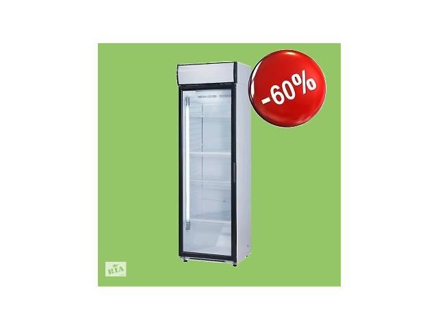 Холодильник со стеклянной дверью БУ, с гарантией и доставкой по Киеву- объявление о продаже  в Киеве