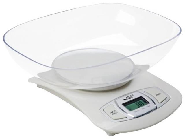 бу Кухонные весы Adler AD-3137-white в Одессе