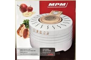 Новые Сушилки для фруктов и овощей MPM