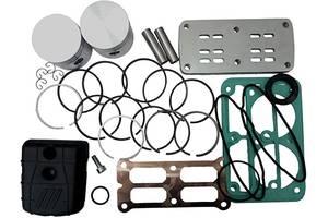 Рем.комплект для компресора AB300-800-380 (фільтр, клапанна плита, н-р прокладок, н-р поршнів HP і LP, н-р поршневы...