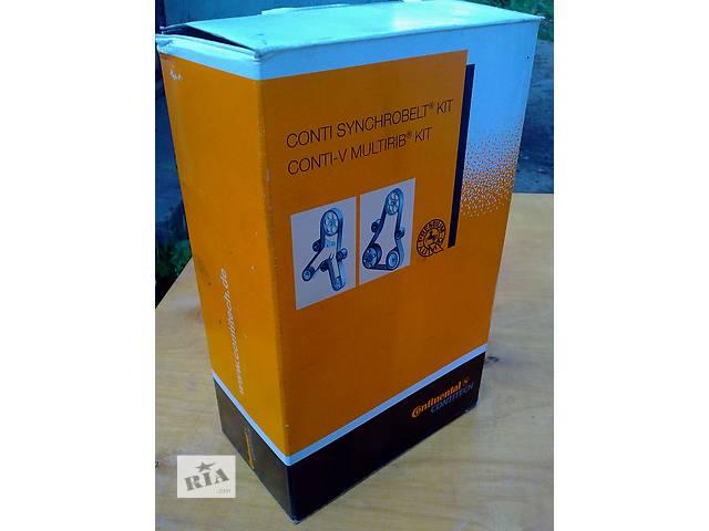 купить бу Ремень ГРМ Contitech CT1063-K2 (ремень + ролики) в Запорожье