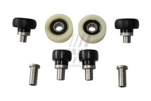 Ремкомплект ролика боковой двери сред+нижний Iveco Daily E3 00-05 IVECO Daily 00-05  FT95506
