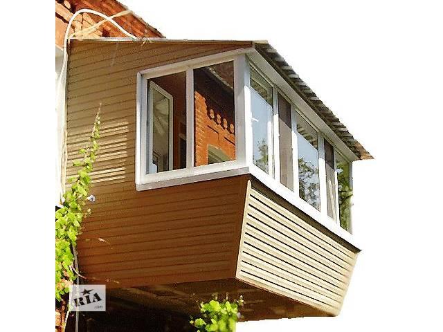 Ремонт балконов Черкассы
