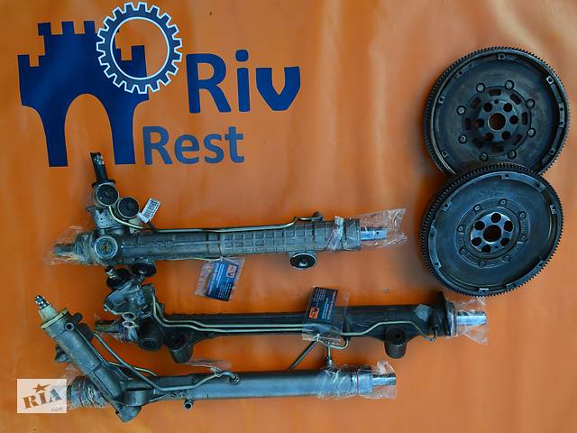 бу Ремонт рулевых реек рулевых реек, рулевая рейка ремонт, реставрация маховиков демпферних в Ровенской области