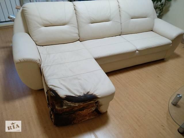 Ремонт и перетяжка мягкой мебели, реставрация по дереву- объявление о продаже  в Одессе