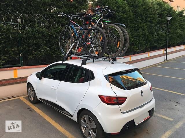 бу Renault Clio Крепление под велосипед на поперечные дуги в Черновцах