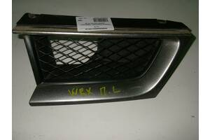 Решетка радиатора левая рест Subaru Impreza (GD-GG) 2000-2007 91121FE250 (12860)