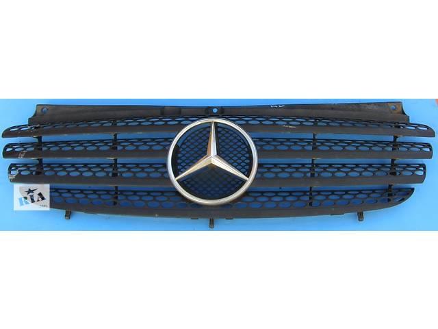 бу Решетка радиатора, Решетка радиатора, решетка бампера Мерседес Вито Вито (Виано Виано) Mercedes Vito в Ровно
