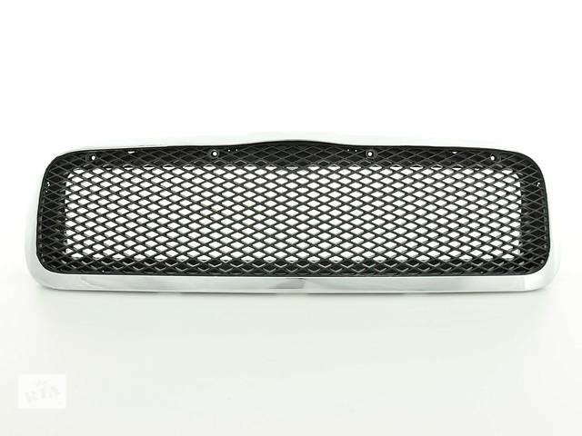 Решетка радиатора Skoda Octavia 1 хром рамка FKSG928 Шкода Октавия- объявление о продаже  в Луцке