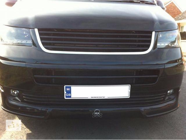 купить бу Решетка радиатора тюнинг Volkswagen VW T5 (GRVW61A) Фольксваген Т5 в Луцке
