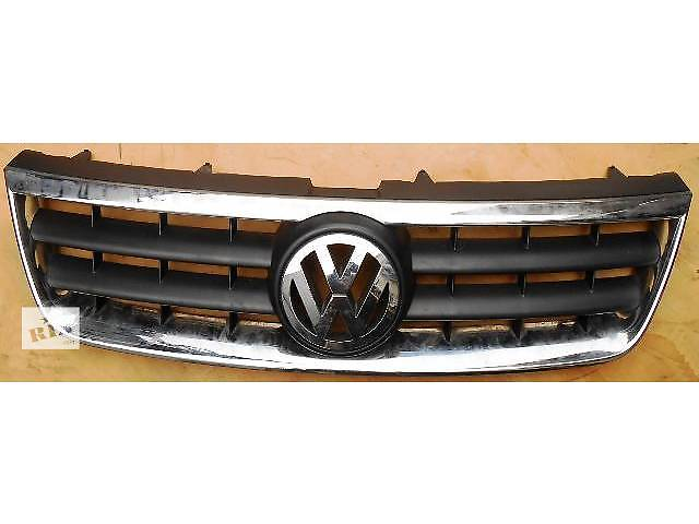 Решетка радиатора Volkswagen Touareg Фольксваген Туарег 2003 - 2009- объявление о продаже  в Ровно