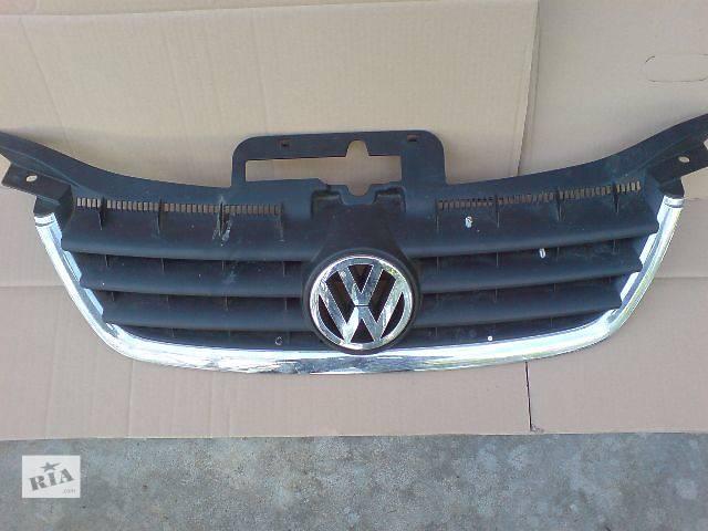 Решётка радиатора Легковой Volkswagen Touran 1T0853653- объявление о продаже  в Львове