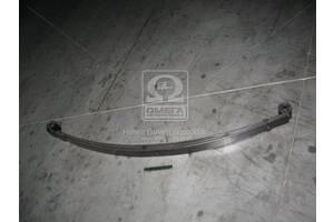 Рессора задняя 3 листовая с сайлентблоками ГАЗ 3302 1566мм (пр-во ЧМЗ, г. Чусовой)