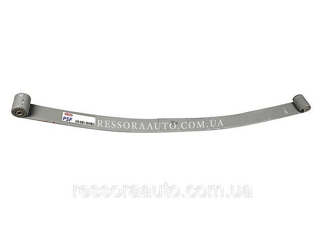 бу Рессора задняя на Peugeot Boxer от 2002-2006 г. (коренной лист без изгибов / с салейнтблоками) Пежо Боксер в Одессе