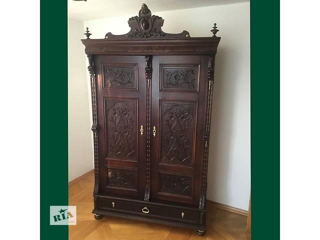 Реставрация и ремонт антикварной мебели - объявление о продаже  в Черновцах