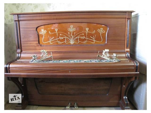 бу Реставрация пианино и роялей Киев в Киеве