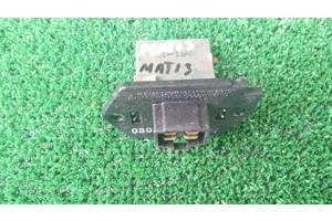 Резисторы печки Daewoo Matiz