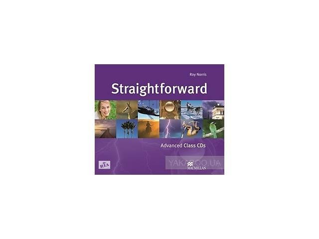 продам Straightforward Advanced Audio (2 CD-ROM) бу в Киеве