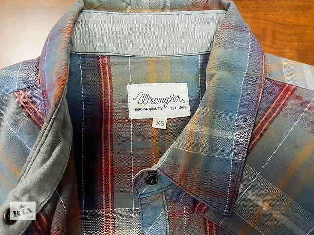 Продаю женскую рубашку Wrangler- объявление о продаже  в Киеве