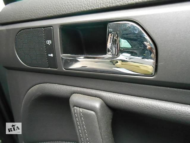 Ручка двери внутреняя Volkswagen Touareg (Фольксваген Туарег) 2003г-2009г- объявление о продаже  в Ровно