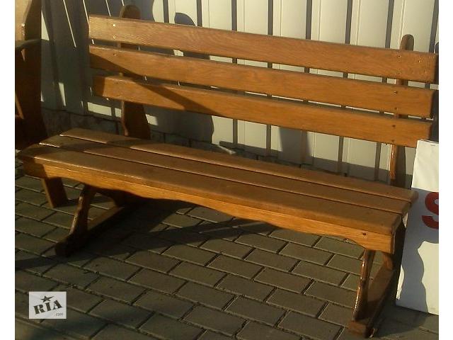 продам Садовая мебель, декор Садовые скамейки новый бу в Виннице