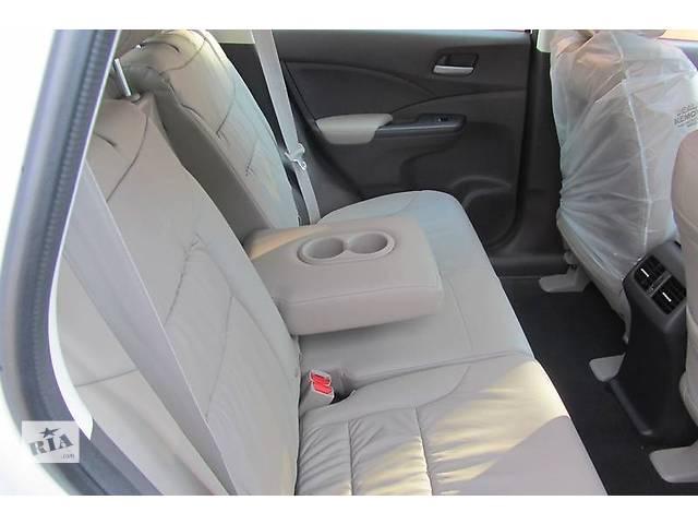 купить бу Салон для Honda CR-V 2013 в Львове